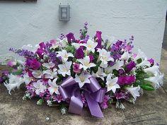 grave blankets | Easter Grave Blanket