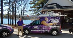 Retired Army veteran, Mike Hoos opened a Window Genie franchise in Columbia, SC on December 1st.