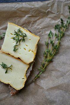 The Recipe Suitcase: Savoury Wednesday {Street Food September}: Grilled Cheese mit Feigen, Speck und Thymian