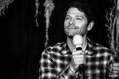 Misha Collins, Saturday, Salute to Supernatural Burbank 2014