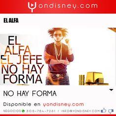 DESCARGA MP3 ll El Alfa – No hay forma