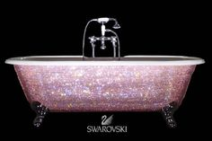 OOOH... maybe completely excessive but goodness to take a bath in that would be just the ultimate.