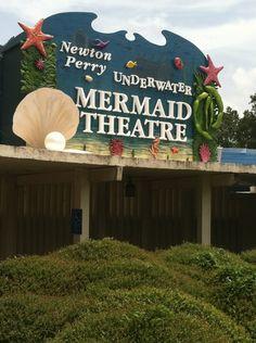Weeki Wachee Springs in Weeki Wachee, FL