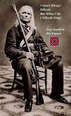 The Most Southern Man In The World.