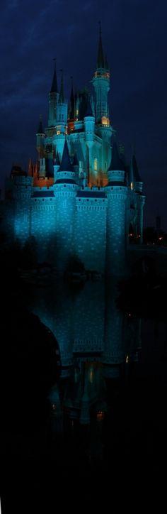 Disney Castle by da_names_ellie