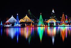 Lake Haruna Illumination FESTA5