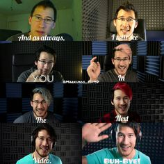 """47 Likes, 3 Comments - Markimoo Edits (@markimoo_edits7) on Instagram: """"Mark's almost at 18m! He's come so far over the past 5 years... :') - - #markiplier #mark"""""""