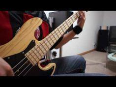 ▶ 椿屋四重奏 - 紫陽花 Bass Cover - YouTube まずは一応自分の動画をピンしとく・・・。 久しぶりに今度演奏動画UPしたいと考え中です。