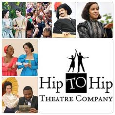 Don't miss Hip To Hip. Free professional productions and #1 for NY arts.