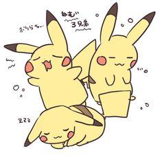 「イラストまとめ」/「誘きち」の漫画 [pixiv] #Pikachu