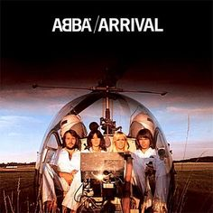 ABBA Arrival - my second album.  I knew every word and I think I still do!