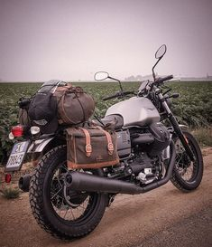 patriot saddlebag Moto Guzzi II Longride with a pair of Patriot Saddlebags and tail duffel bag.Moto Guzzi II Longride with a pair of Patriot Saddlebags and tail duffel bag. Moto Guzzi Motorcycles, Scrambler Motorcycle, Moto Bike, Vintage Motorcycles, Harley Davidson Motorcycles, Green Motorcycle, Retro Motorcycle, Motorcycle Travel, Motorcycle Style