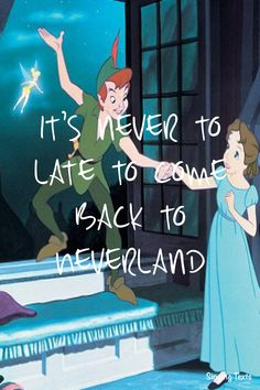 Never to late<3