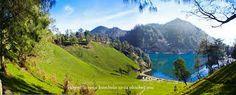 Ranu Kumbolo (mount semeru)-Jawa Timur  its the wonderfull place in my hometown... that lake called The Paradise of Mahameru