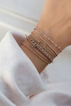 Armband fantaisie femme 15 Accessories jewelry Accessories bags Accessories sunglasses Accessories p Dainty Jewelry, Cute Jewelry, Luxury Jewelry, Jewelry Accessories, Fashion Accessories, Women Jewelry, Delicate Necklaces, Dainty Ring, Dog Jewelry
