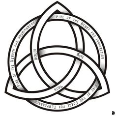 Celtic Pagan Symbols | symbol pagan trinity symbol celtic pagans pagan trinity symbol