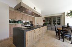 Design keukens: 11 mooie voorbeelden op een rij #keukenstudiomaassluis #keukens