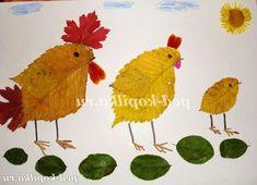 "Аплікація з природного матеріалу ""Дружна сім'я"" Fall Art Projects, Science Projects For Kids, Crafts For Kids, Fish Crafts, Leaf Crafts, Dry Leaf Art, Best Friend Birthday Cards, Leave Art, Leaf Animals"