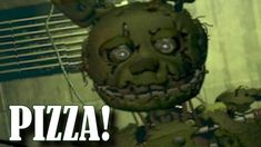 QUIEREN PIZZA !! - Five Nights at Freddy's 3 | Fernanfloo