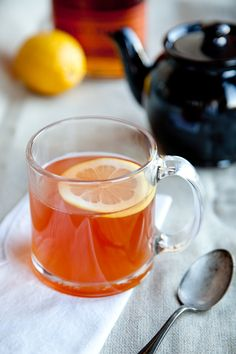Bourbon Hot Toddy, Gin Hot Toddy & Tequila Hot Toddy Recipes