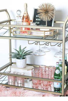 Home Bar Build . Home Bar Build . 42 Stunning Home Bar Design Ideas for Your Sweet Home Home Bar Decor, Bar Cart Decor, Retro Home Decor, Easy Home Decor, Diy Bar Cart, Mini Bars, Home Design, Design Ideas, Diy Design