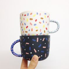 Leah Jackson Ceramics #pattern