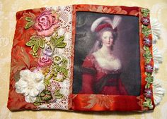 ROSE BERTIN JOURNAL PAGE FRONT | Flickr - Photo Sharing!