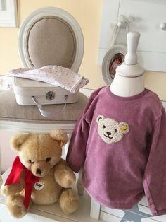 Mein Steiff Sweaty Pullover Gr.12 Monate / 80 cm von Steiff! Größe 80 für 15,00 €. Schau´s dir an: http://www.mamikreisel.de/kleidung-fur-madchen/pullover/31470724-steiff-sweaty-pullover-gr12-monate-80-cm.