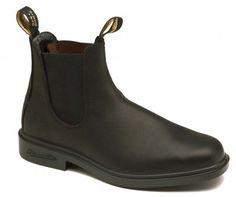 Blundstone 063 Classic Square Toe Dealer Dress Boot - Black