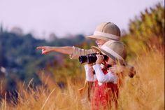 Safari para niños en Uganda