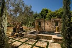 A Tuscan Farmhouse 1 - mediterranean - exterior - orange county - South Coast Architects, Inc.