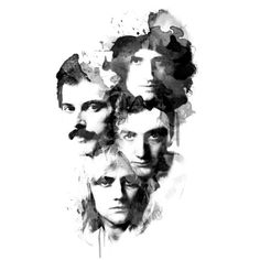 """Queen Forever is a compilation album by the British rock band Queen. Released on November it features tracks the band had """"forgotten about"""" with vocals from original lead singer Freddie Mercury. Queen's bass guitarist John Deacon is a Queen Freddie Mercury, Michael Jackson, Brian May, John Deacon, Music Rock, New Music, Queen Songs, Queen Banda, Queen Album Covers"""
