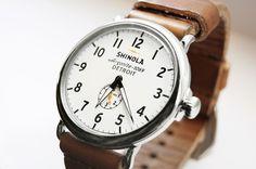 Montre Shinola Argonite 1069 #mode #montre #shinola #fashion #mensfashion #fashionformen #watches