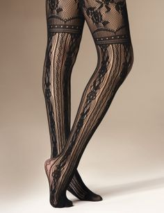 These are really pretty....the lines would make my legs look smmaller too :)