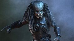 """Predator"" : artwork."