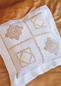 Heirloom Insertion Embroidery - HUSQVARNA VIKING®