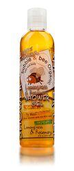 Lemongrass Rosemary Organic Shower Gel