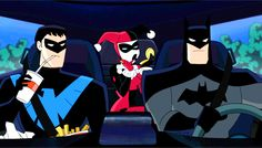Batman And Harley Quinn Voice Cast Revealed