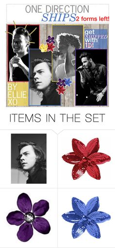 """1d ships: be shipped with 1d + a oneshot! read description for more info & form!"" by elliebonjelly ❤ liked on Polyvore featuring art"