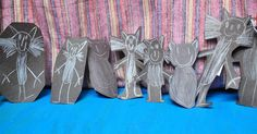 Fairy Tale Puppets