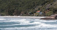 Matadeiro Beach, Florianópolis