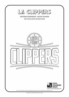 Nba Coloring Pages Kids
