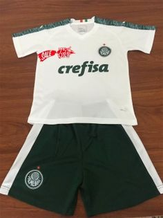 3eaa951dfa3 Kids Youth Palmeiras 19 20 Wholesale Away Cheap Soccer Kit Sale  N465