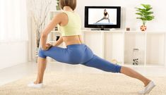 Is the rain holding you back from getting a workout in? Check out these workout routines you can do right from your living room! | Be Well Philly