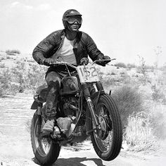 "barbour: "" 1964 - Steve McQueen Read More """