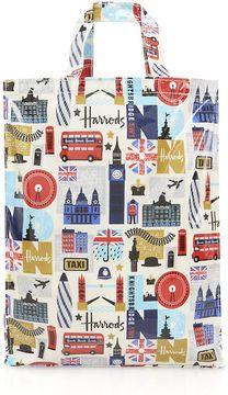 A menagerie of design / Harrods London Icons Shopper Bag (Medium) on shopstyle.ca