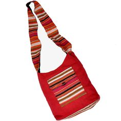 Hand Bags MRP: RS.548/-  Order Here: http://www.artncraftemporio.com/hand-bags-2025.html This sober yet stylish bag in maroon colour is a must buy this summer season. This designer shoulder bag is made with plain maroon colour jute cloth and has a multicolour lining pocket at the front of the bag. The appreance of this pretty bag is traditional yet fashionable. The bag is finished with matching shoulder sling for characteristic charm