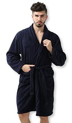 15 Best Top 15 Best Bathrobes For Men In 2017 Reviews images  414f2b192