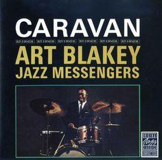 Art Blakey & The Jazz Messenger - 1962 - Caravan (Riverside)
