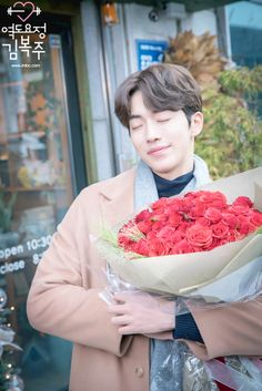 I swear Nam Joo Hyuk is one of the prettiest men alive -@BeautyandthePoet